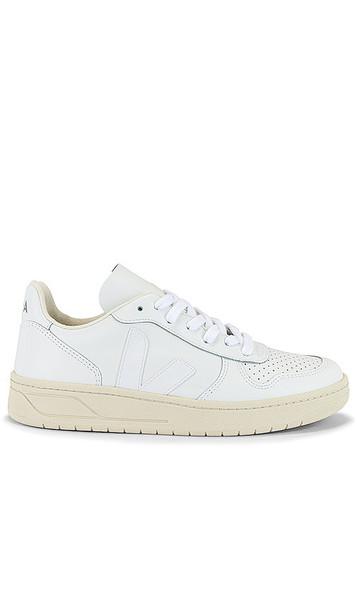 Veja V-10 Sneaker in White