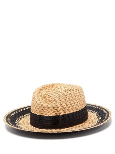 Maison Michel - Virginie Straw Hat - Womens - Beige