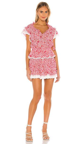 MISA Los Angeles Lilian Dress in Pink