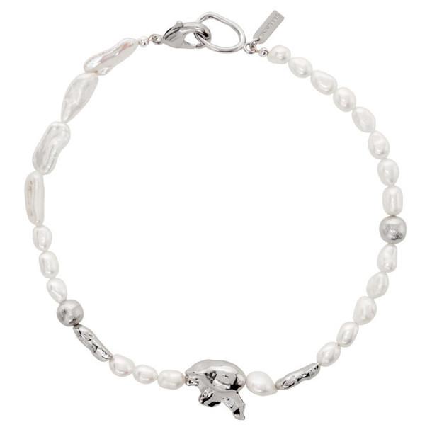 Mounser Silver 18 Rincon Necklace