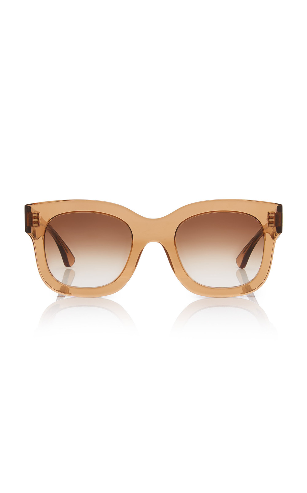 Thierry Lasry Unicorny 864 Cat-Eye Acetate Sunglasses in neutral