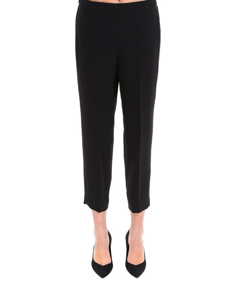 Theory Basic Pull On Pant Trousers in black