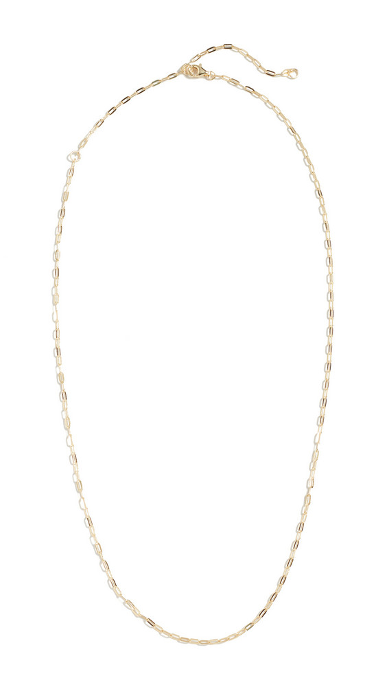 Miansai 1.7MM Cable Chain Necklace in gold