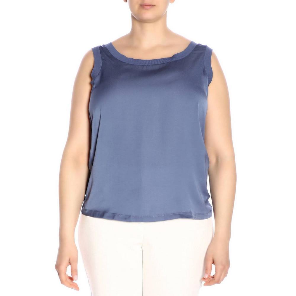Marina Rinaldi Sweater Body Women Marina Rinaldi in grey