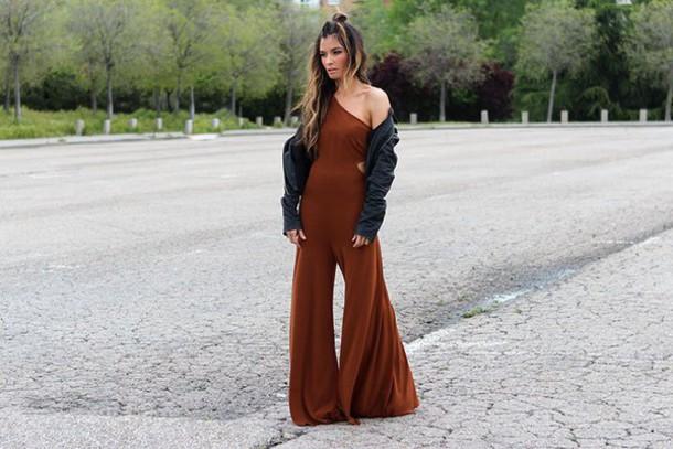 madame rosa blogger jumpsuit jacket
