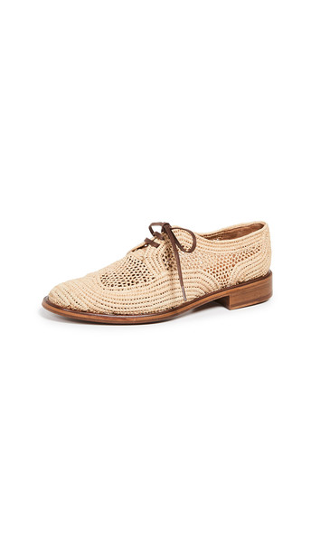 Clergerie Japaille 2 Oxfords in natural