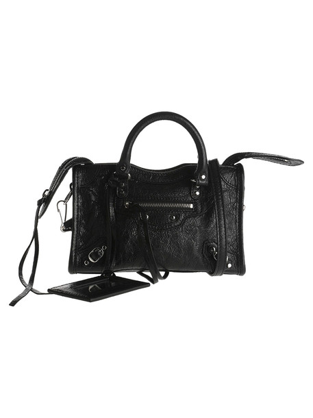 Balenciaga City Classic Nano Bag in black