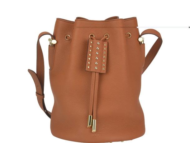 Tods Tods Bucket Bag in brown