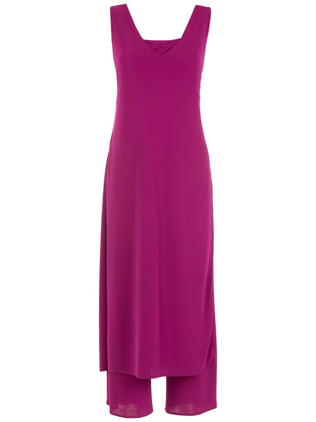 Alcaçuz Aliado jumpsuit - Purple