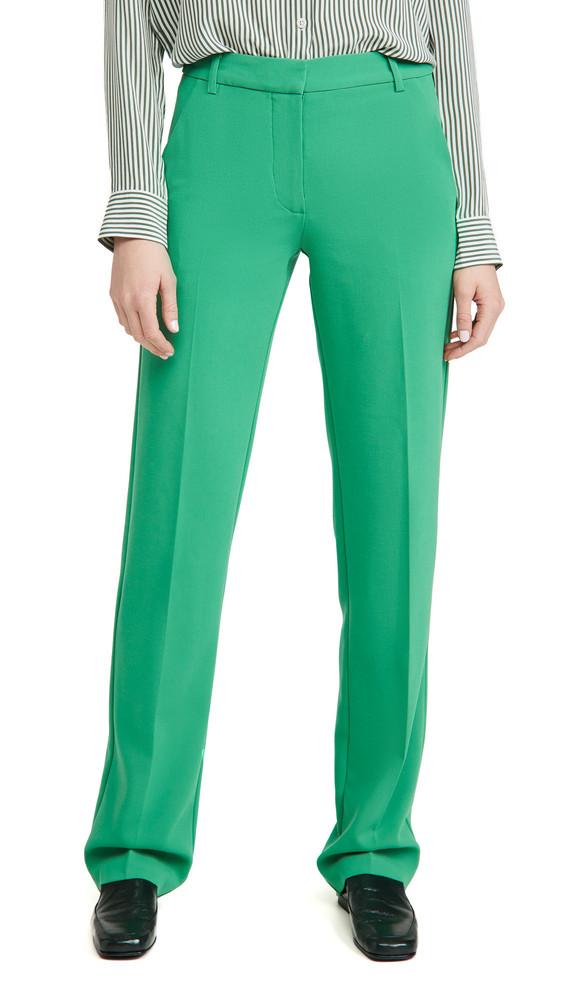 Black Halo Jory Pants in green