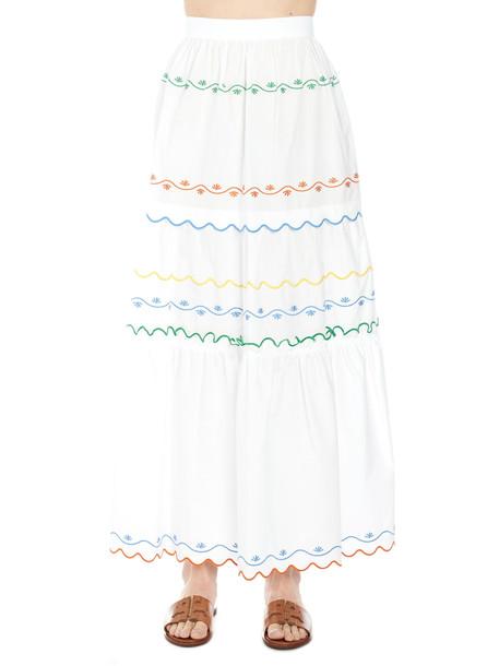 Tory Burch Skirt in white