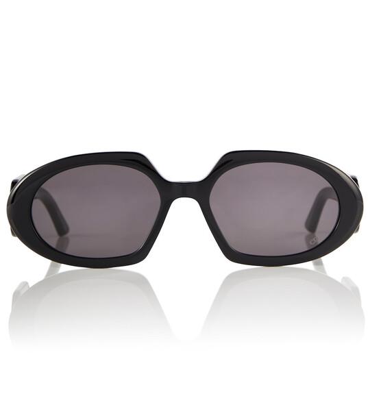 DIOR Eyewear DiorBobby R2U oval sunglasses in black