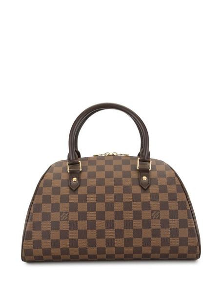 Louis Vuitton 2007 pre-owned Rivera tote bag in brown