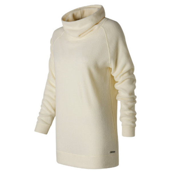 New Balance 63451 Women's Favorite Tunic - Off White (WT63451AGA)
