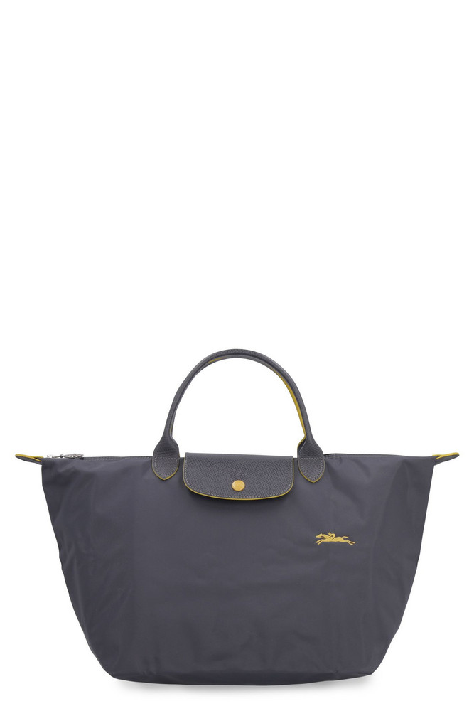 Longchamp Le Pliage Medium Handbag in grey