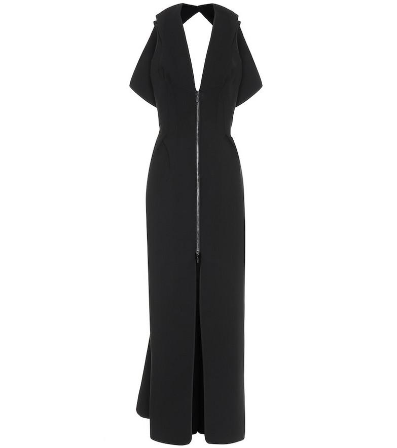 Maticevski Insecta dress in black