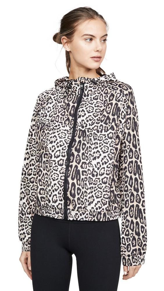 Onzie Breakaway Jacket in leopard