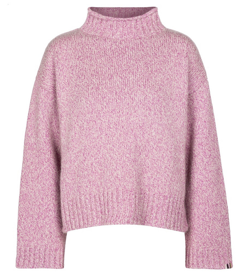Extreme Cashmere N° 163 Ken cashmere sweater in pink