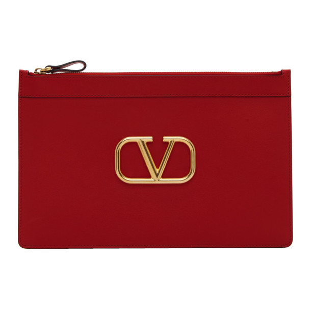 Valentino Red Valentino Garavani VRing Pouch