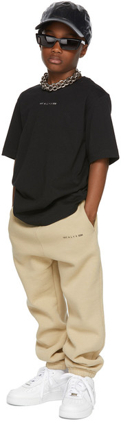 1017 ALYX 9SM SSENSE Exclusive Kids Tan Summer Nights Lounge Pants in sand