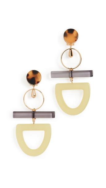 Rachel Comey Hestia Earrings in gold