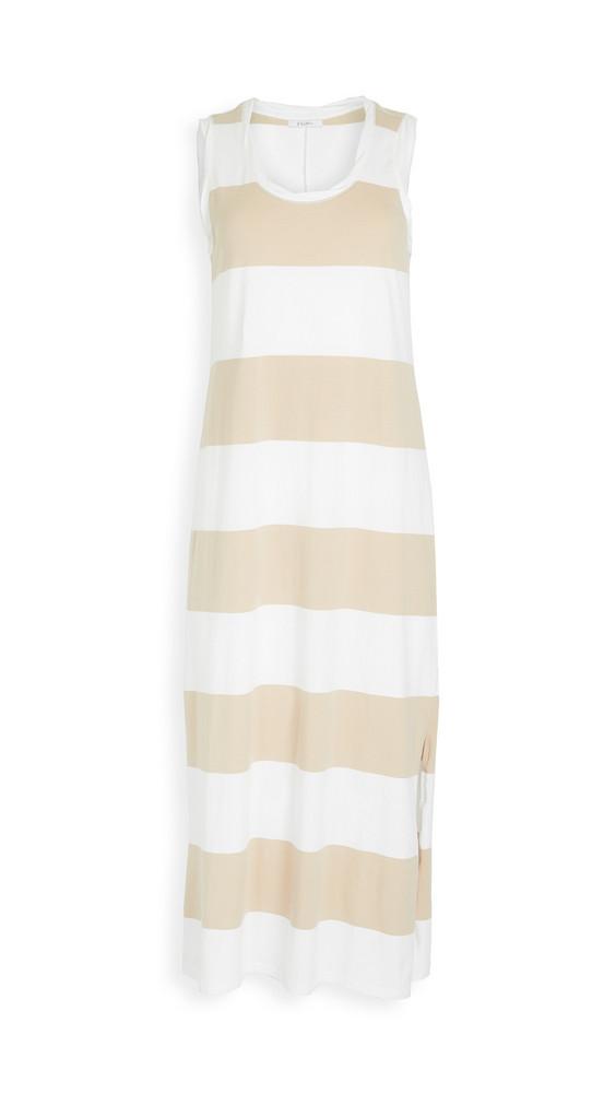 Z Supply Lida Stripe Dress in white
