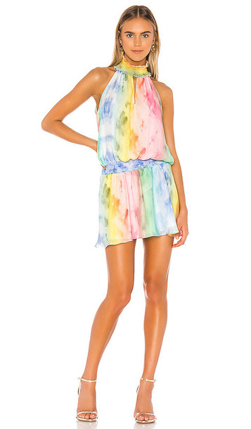 Amanda Uprichard X REVOLVE Kimmie Dress in Pink