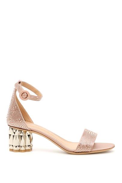 Salvatore Ferragamo Azalea 55 Sandals in pink