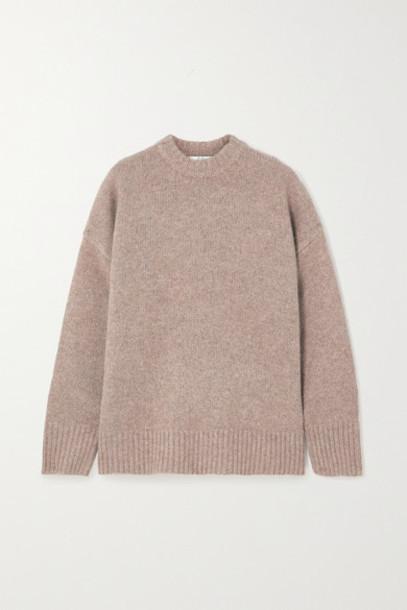 Co - Cashmere Sweater - Taupe