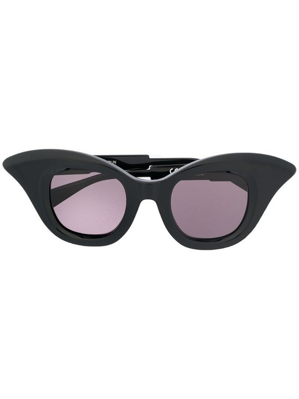 Kuboraum oversized-frame sunglasses in black