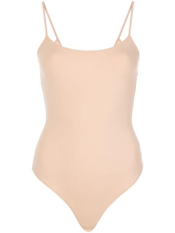 ALIX NYC Elizabeth bodysuit top in neutrals