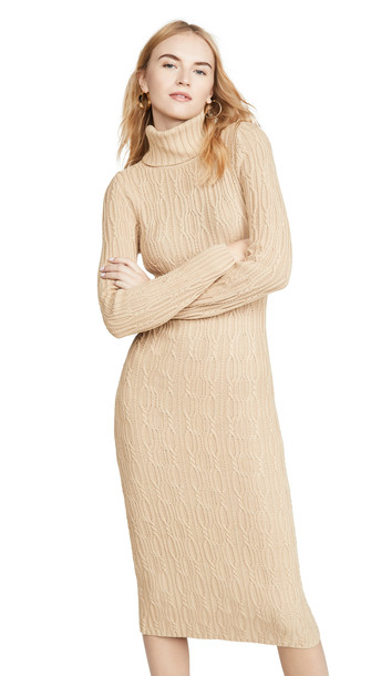525 America Turtleneck Sweater Dress