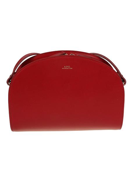 A.P.C. A.p.c. Demi Lune Shoulder Bag