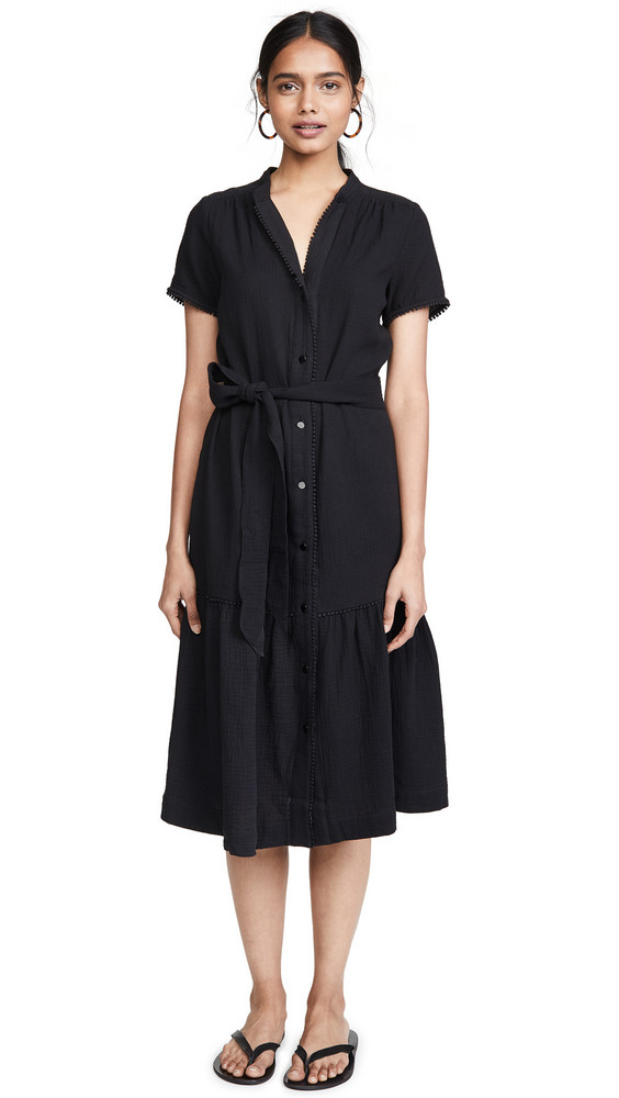 AYR The Kite Dress in black