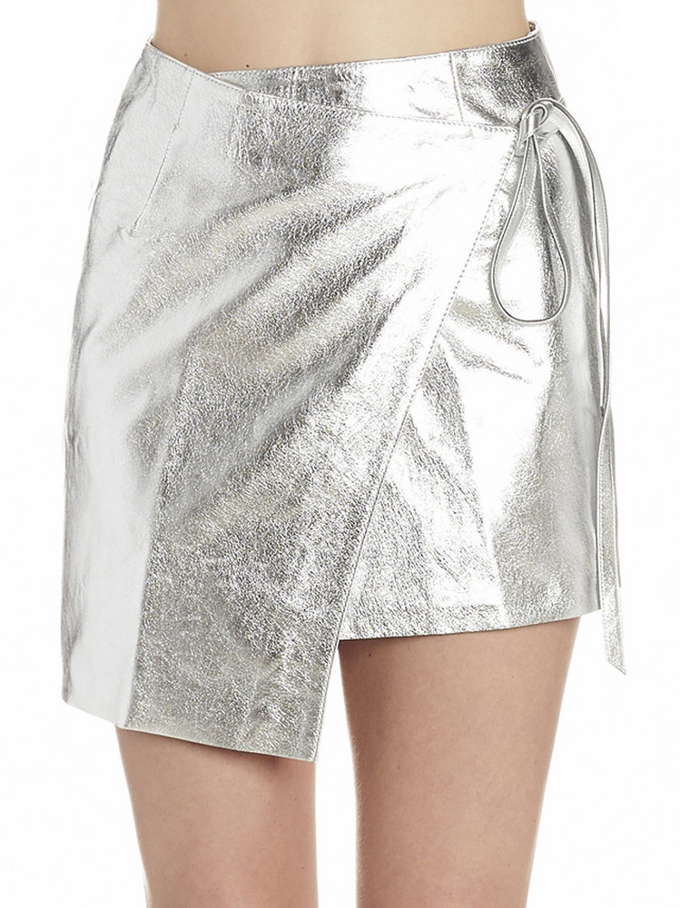 Laneus Skirt in silver