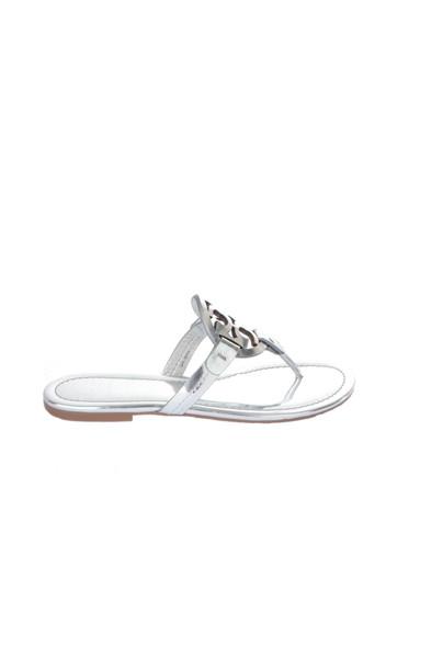 Tory Burch Sandal in silver