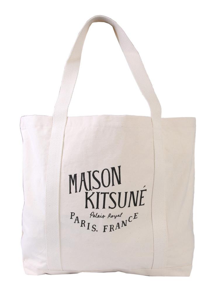 Maison Kitsuné Maison Kitsuné Palais Royal Shopping Bag