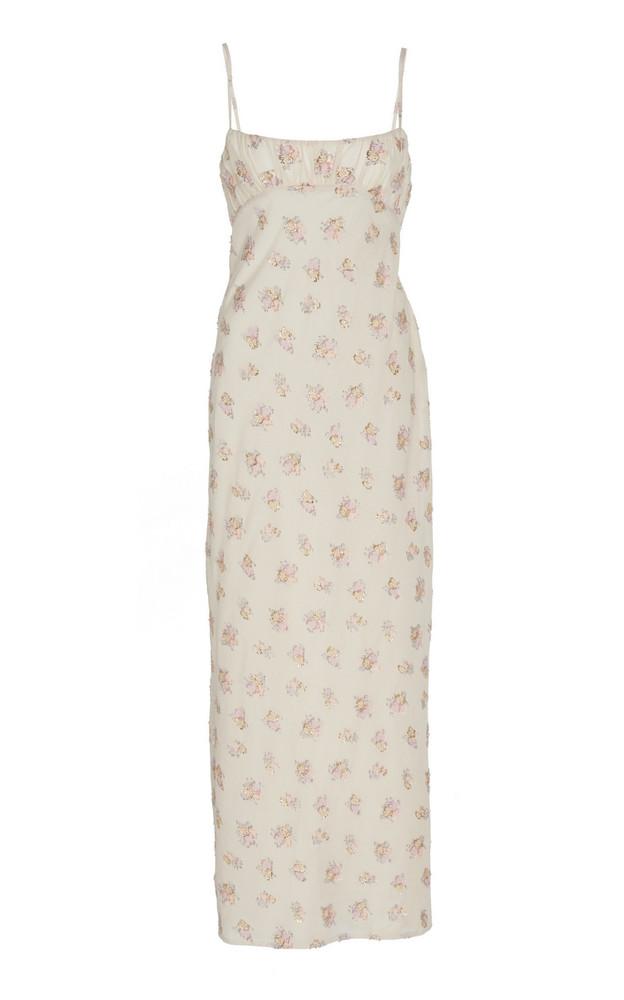 Maggie Marilyn Dressed In Best Cotton Midi Dress in print