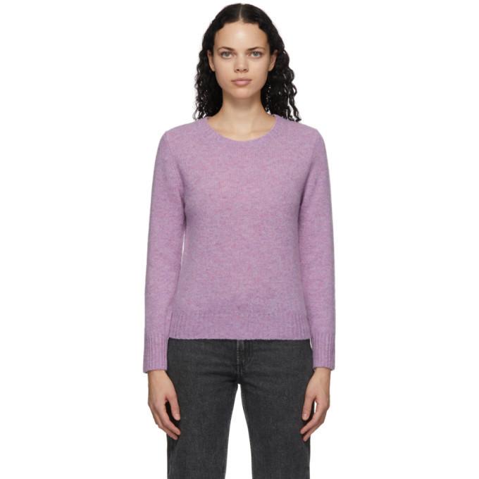 A.P.C. A.P.C. Purple Leonie Sweater