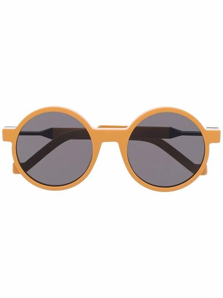 VAVA Eyewear round-frame sunglasses - Yellow