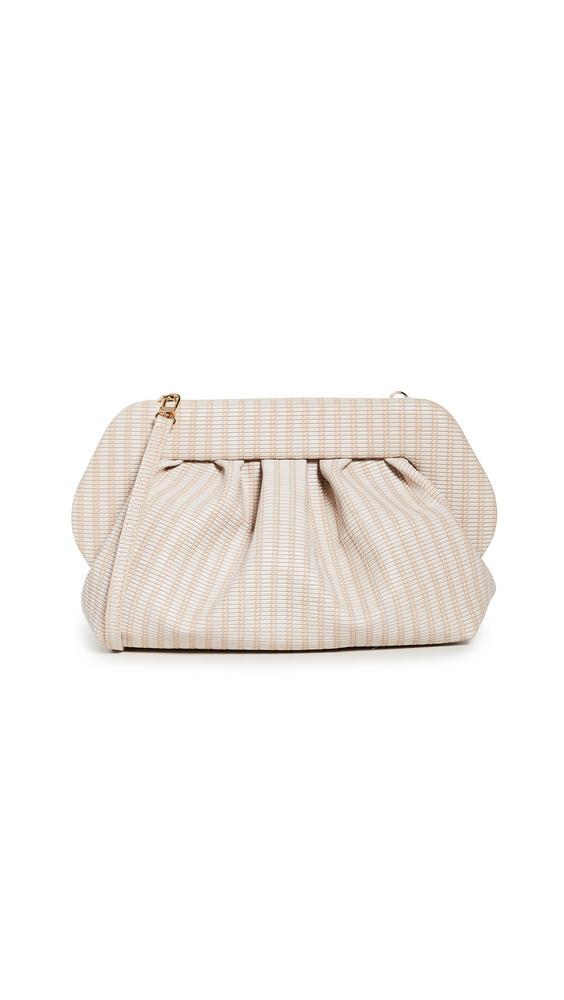 Themoire Bios Braid Bag in ivory
