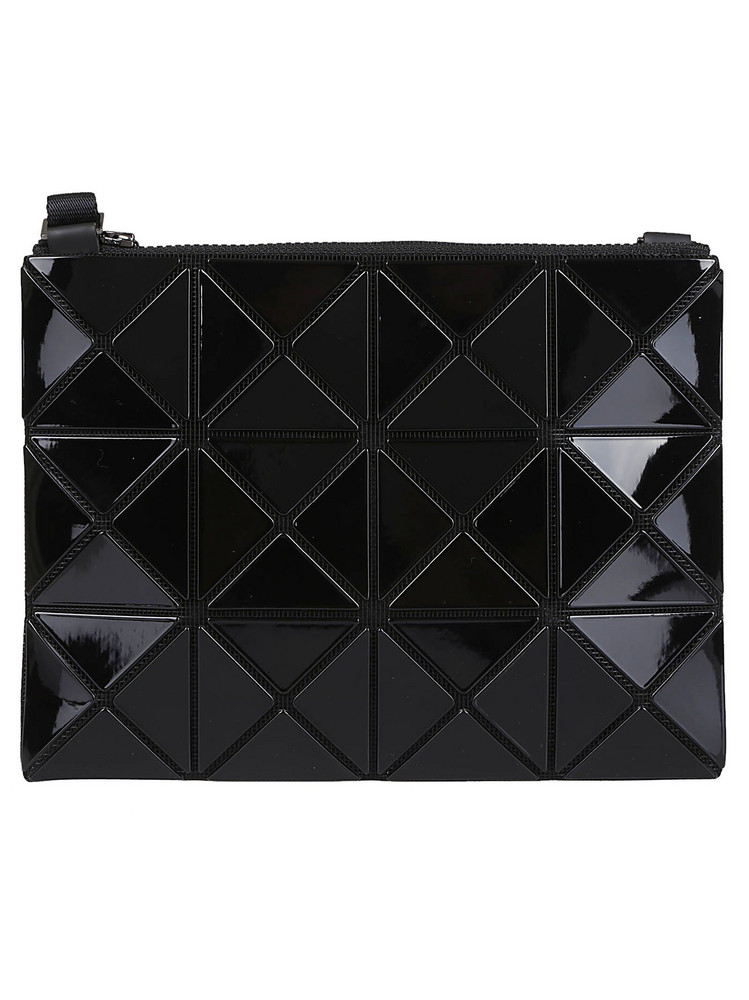 Bao Bao Issey Miyake Small Prism Crossbody Bag in black