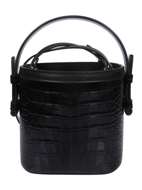 Nico Giani Adenia Mini Bucket Bag in black