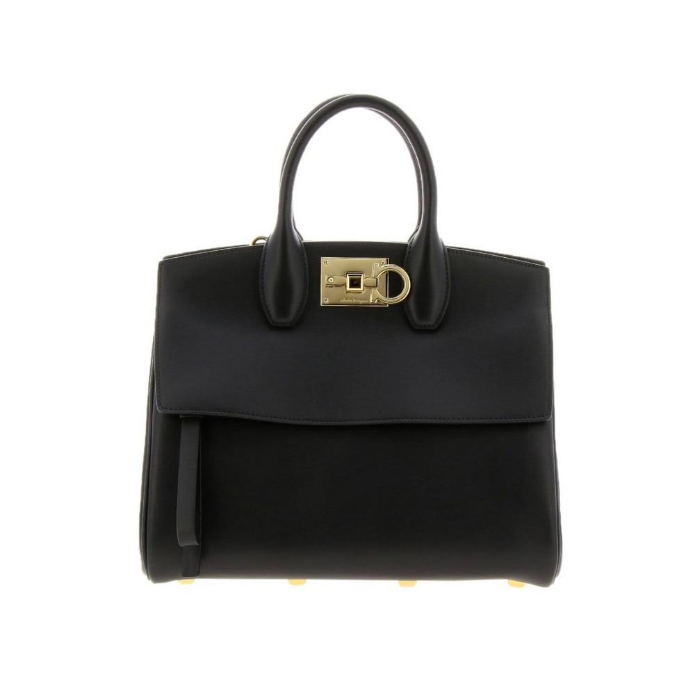 Salvatore Ferragamo Shoulder Bag Shoulder Bag Women Salvatore Ferragamo in black
