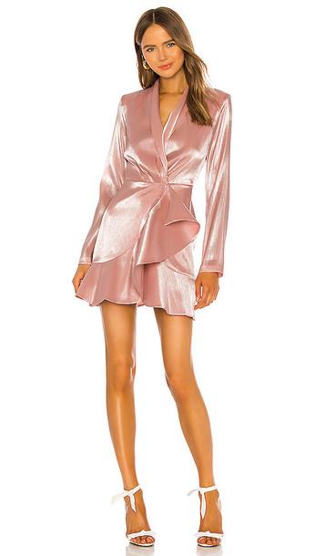 NBD Maxwell Mini Dress in Pink