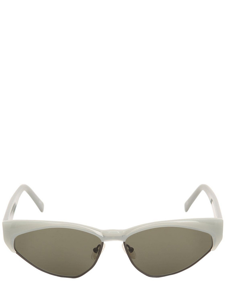ANDY WOLF Volta Cat-eye Sunglasses in grey