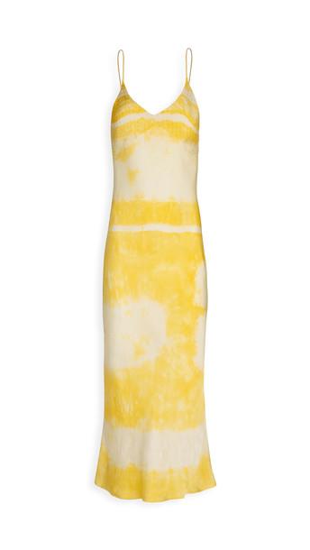 DANNIJO Limoncello Slip Dress