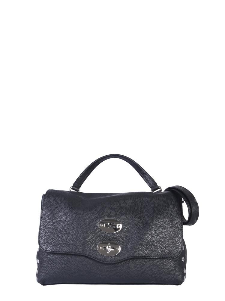 Zanellato Small Daily Post Bag in nero
