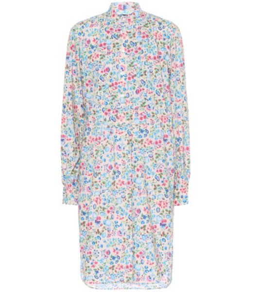 Polo Ralph Lauren Floral cotton shirt dress