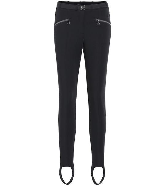Toni Sailer Ava stirrup pants in black